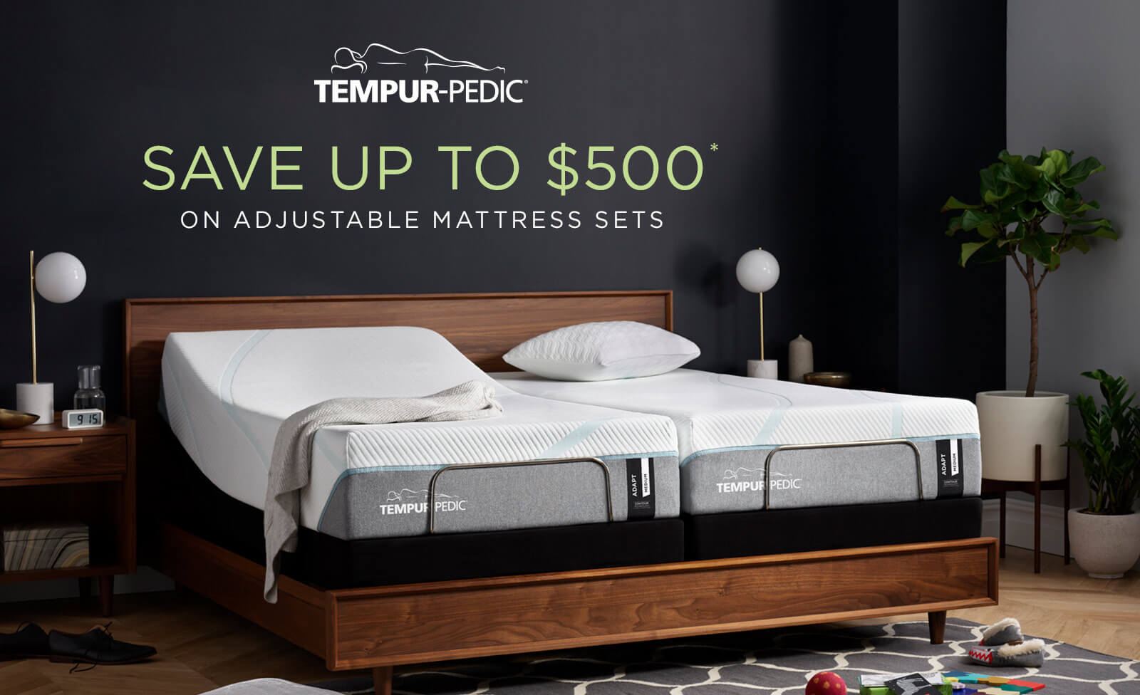 Tempur-Pedic Black Friday Savings